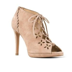 NEW Michael Kors Thalia Ankle Bootie With Heel